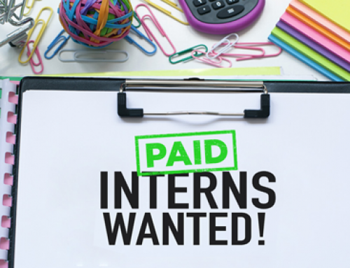 2018 Paid Summer Internship Program
