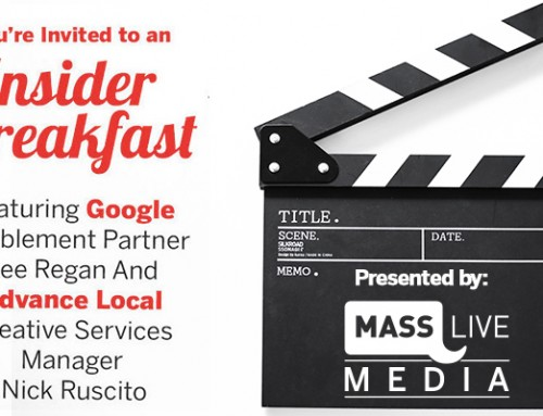 Registration is Open for MassLive Media's Insider Breakfast Featuring Google